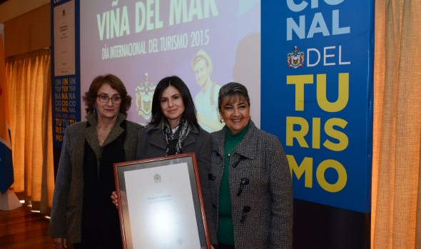 FABA was awarded by The City Hall of Viña del Mar