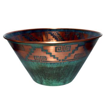 Fuente de cobre al acido