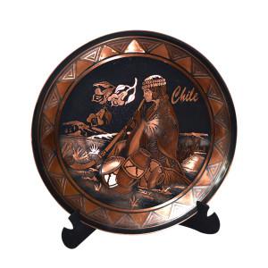 Plato de cobre
